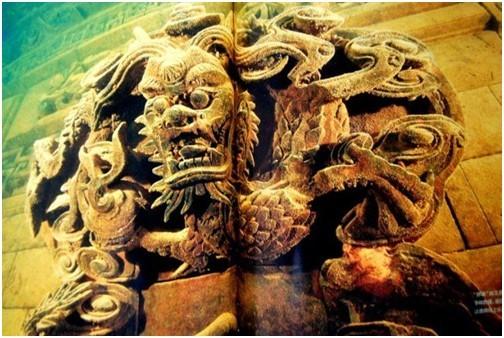 千岛湖水下古城 千年建筑大揭秘